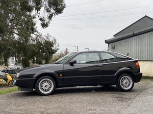 1991 J VOLKSWAGEN CORRADO G60 SUPERCHARGED 1 OWNER FROM NEW! For Sale
