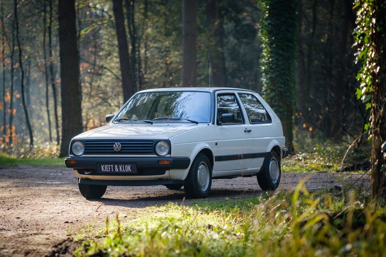 1990 Volkswagen Golf, VW Golf, Volkswagen Golf 2 For Sale (picture 1 of 6)