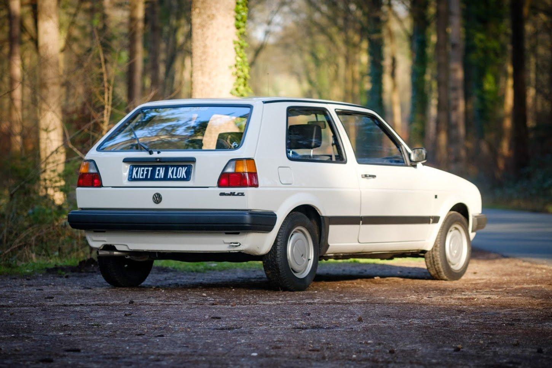 1990 Volkswagen Golf, VW Golf, Volkswagen Golf 2 For Sale (picture 2 of 6)