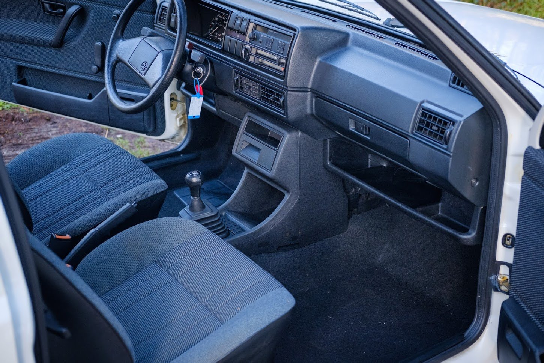 1990 Volkswagen Golf, VW Golf, Volkswagen Golf 2 For Sale (picture 3 of 6)