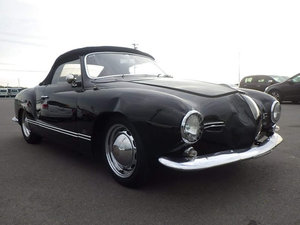 1958 Volkswagen Karmann Ghia Lowlight