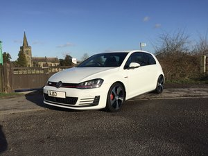 2013 VW Golf Gti - Performance Pack