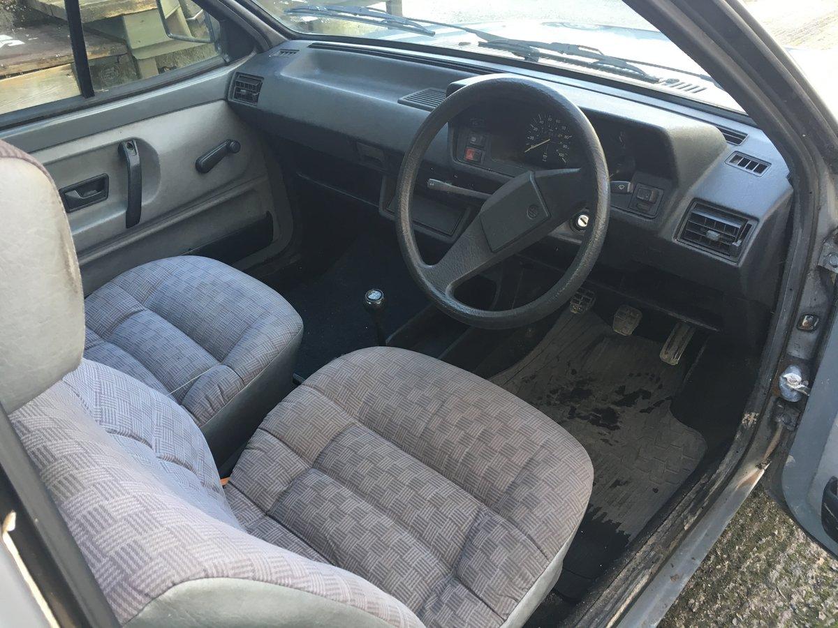1988 Mk2 polo Fox breadvan For Sale (picture 3 of 6)