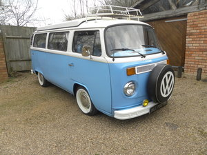 1975 VW CAMPER T2 BAY WINDOW RESTORED