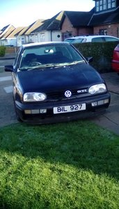 1997 Golf GTI MK3 Immaculate Condition Low Mileage