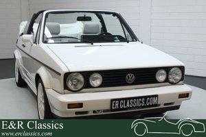 Volkswagen Golf MK1 Cabriolet 1994 White Edition