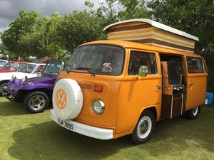 1978 VW Bay Camper Historic Devon Conversion For Sale