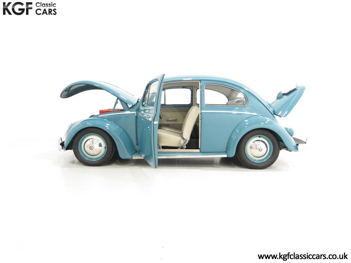 An Incredible UK RHD 1960 Volkswagen Beetle Sedan SOLD (picture 3 of 6)