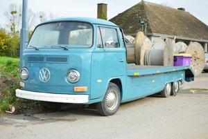 1975 Volkswagen Car Transporter