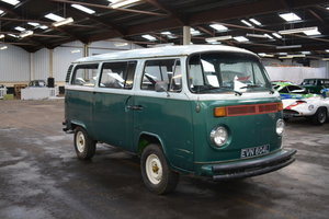 1973 Volkswagen T2 Bay Window Microbus
