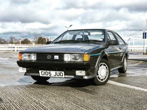 1986 MK2 Scirocco GTS For Sale
