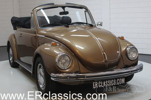 Volkswagen Beetle 1303 LS Cabriolet 1973 Top condition