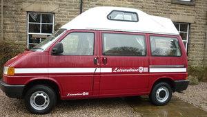 1991 Volkswagen Transporter Motor caravan Petrol