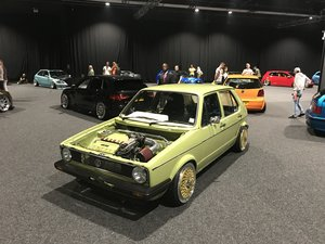 1982 Mk1 Golf R32 showcar For Sale