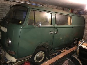 1968 Volkswagon T2a Early Bay Van RHD 1500cc