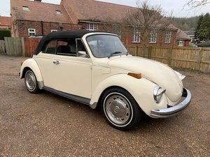 1974 Volkswagen 1303 Super Beetle SOLD by Auction