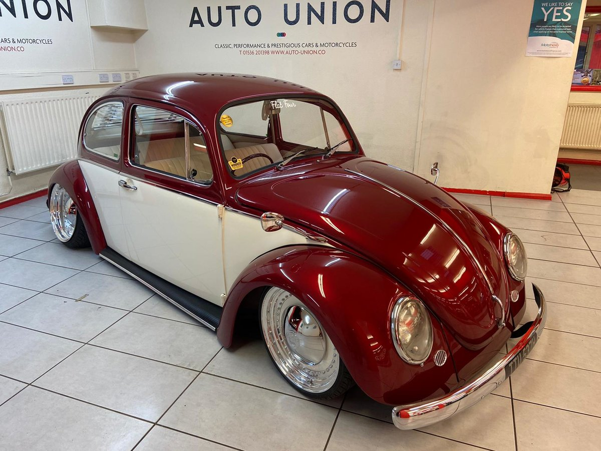 1969 VOLKSWAGEN BEETLE MODIFIED SHOW WINNER !! For Sale (picture 1 of 6)