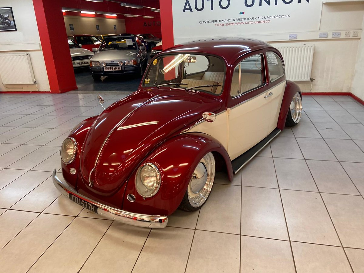 1969 VOLKSWAGEN BEETLE MODIFIED SHOW WINNER !! For Sale (picture 3 of 6)