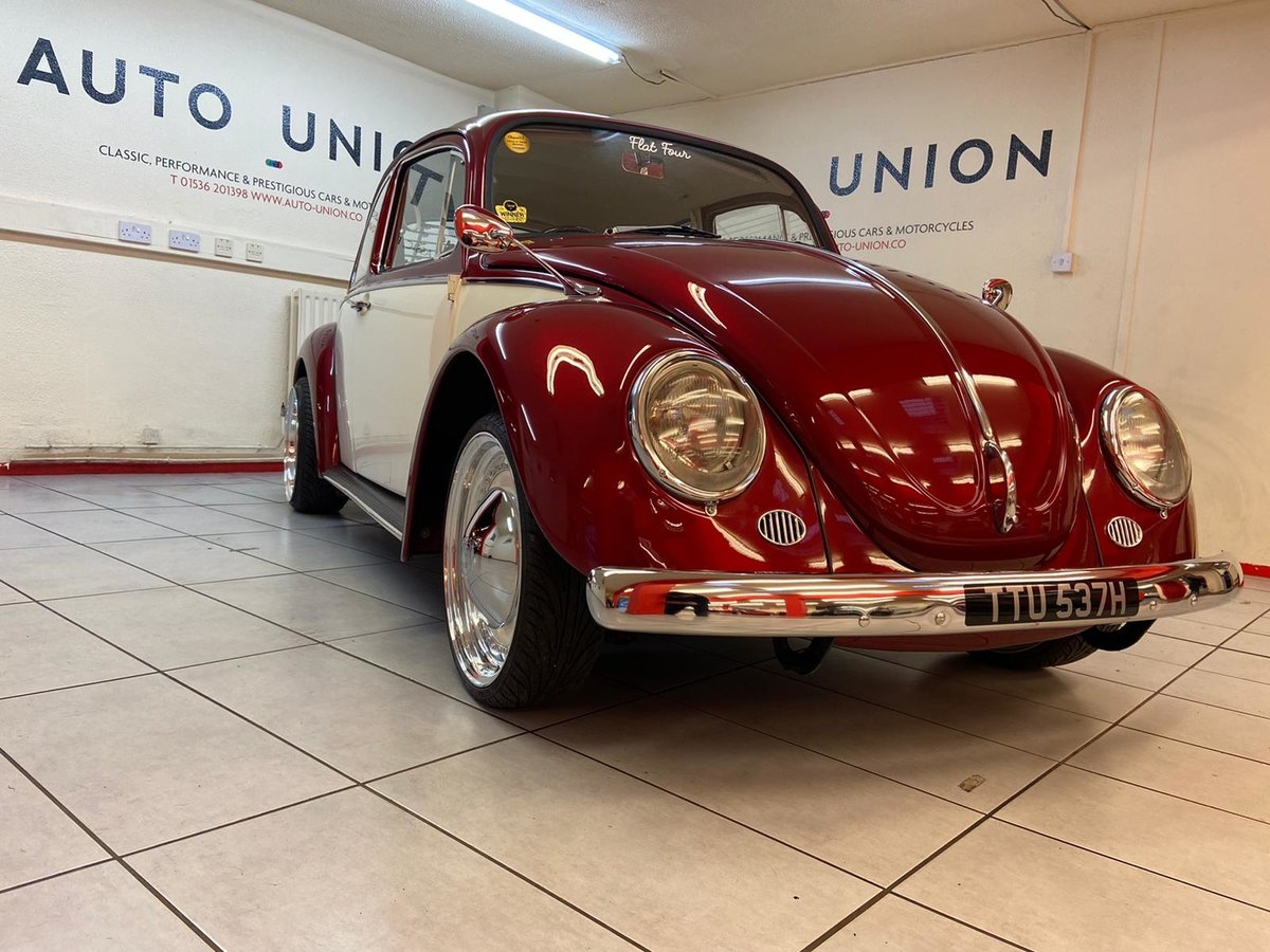 1969 VOLKSWAGEN BEETLE MODIFIED SHOW WINNER !! For Sale (picture 4 of 6)
