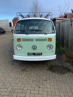 1979 VW Camper Totally Original Late Bay - Reduced!!! For Sale