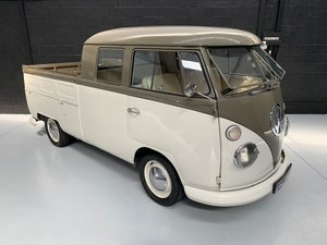 Volkswagen Split Window Crew Cab Kombi