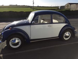 Original 1969 Beetle
