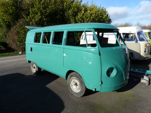 1957 VW Type 2 Split Screen unfinished project £1000's invested For Sale