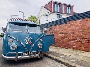 Fully rebuilt 1964 Splitty For Sale