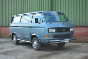 1987 Volkswagen T3 Caravelle GL For Sale by Auction