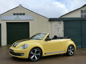 Picture of 2015 VW Beetle 2.0 litre Sport cabriolet, SOLD SOLD