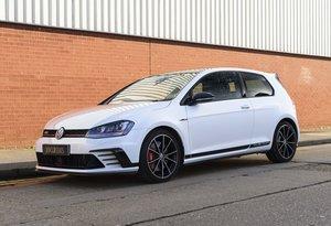 2017 Volkswagen Golf GTi Clubsport Edition 40 (RHD) For Sale