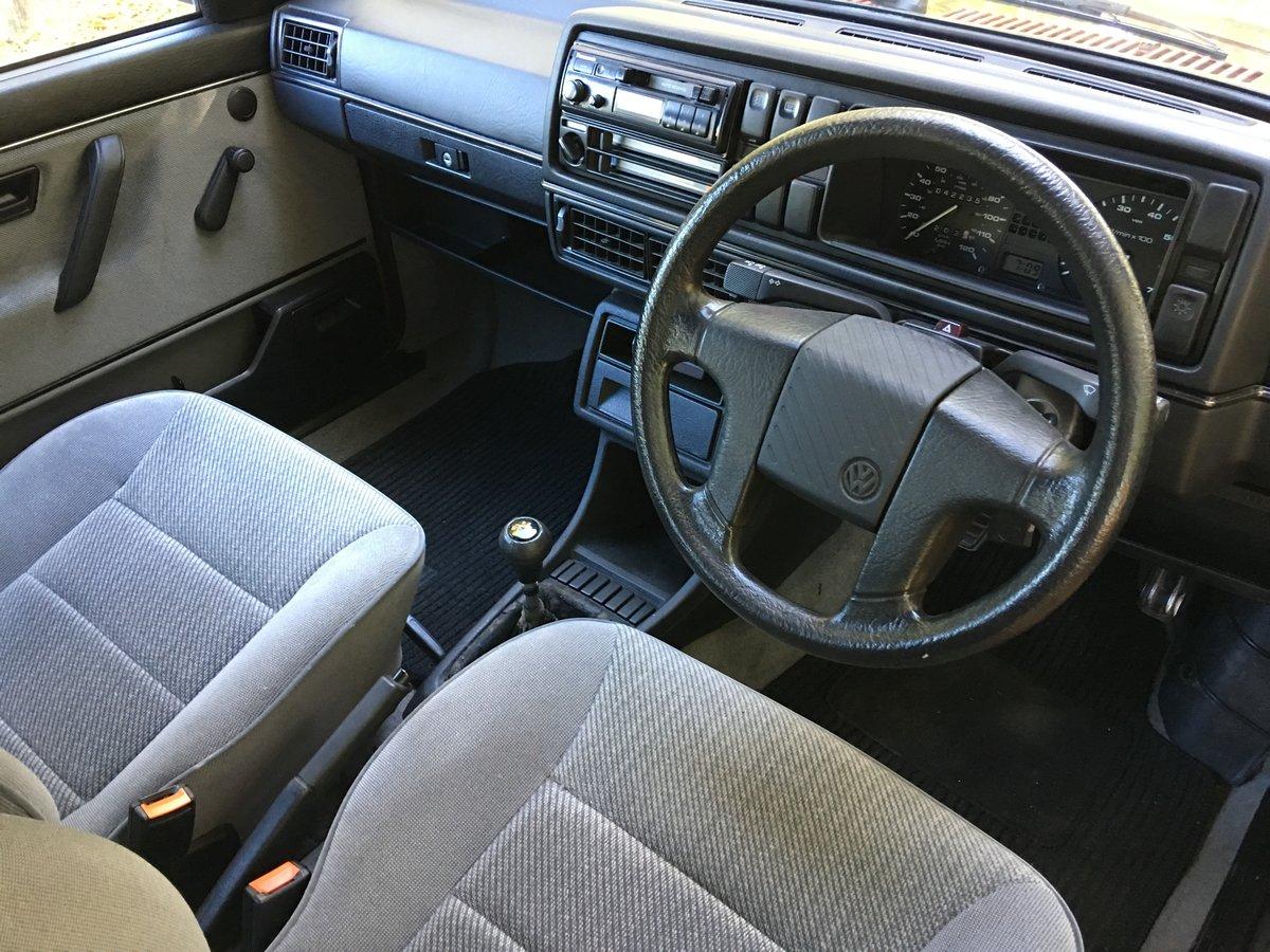 VW Golf MK2 1990/H 1.8GL 42,335 miles 5 door Manual  SOLD (picture 5 of 6)