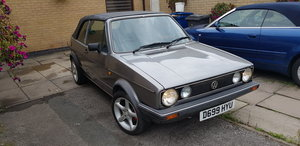 1987 Volkswagen Golf Run and drive really well
