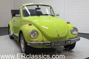 Volkswagen Beetle 1303 S Cabriolet 1978 Lime Green For Sale