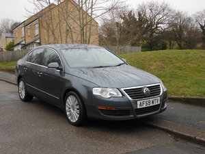 2009 VW Passat 2.0 TDI Highline DSG 140BHP AUTO + LTH SOLD