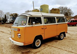 1977 VW Combi Camper T2 Bow Window #115 For Sale