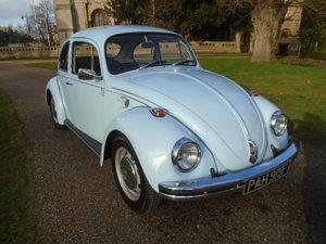 1968 Volkswagen Beetle 1500 For Sale