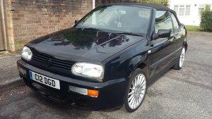 1996 Golf Mk3 Cabriolet