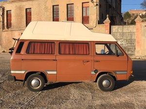1983 Volkswagen California Westfalia For Sale