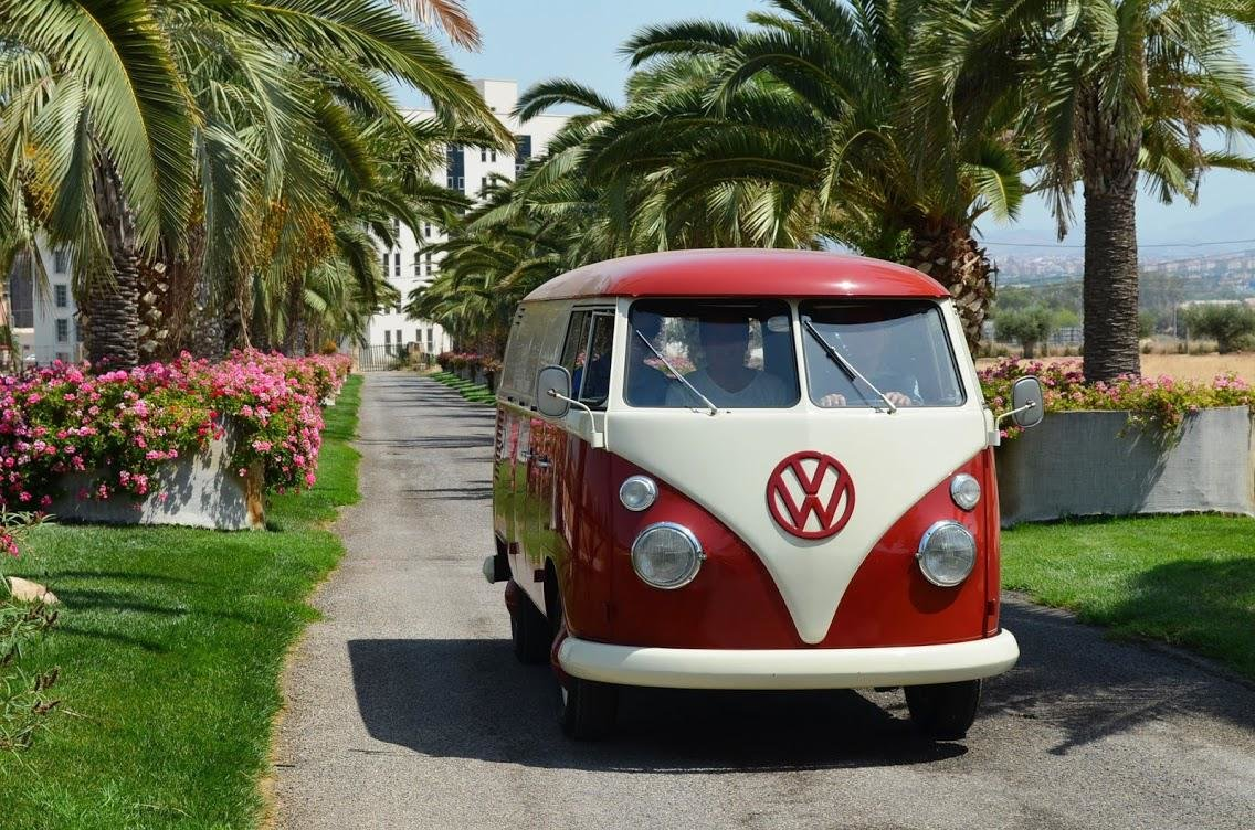 1966 VW T1 Camper historical vehicle For Sale (picture 1 of 3)