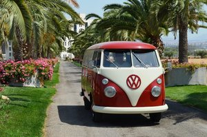 1966 VW T1 Camper historical vehicle
