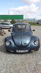 VW Porsche 1303S Beetle with Porsche 944 engine