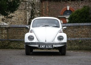 1969 Volkswagen Beetle 1300 For Sale by Auction