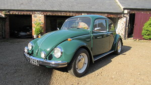 1968 Stunning restored VW Beetle 1500