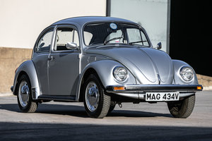 1978 Volkswagen Beetle - Last Edition For Sale by Auction