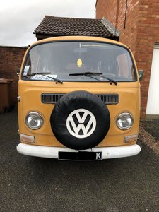 1972 VW Bay Westfalia LHD Crossover