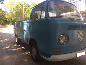 1974 Vw pickup T2 early bay window early 70's