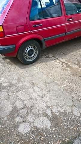 VW Golf MK 2 Catalyst