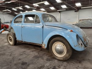 1957 Volkswagen Beetle For Sale by Auction
