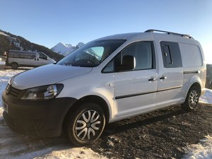 2015 Volkswagen Caddy Campervan 1.6 TDI For Sale